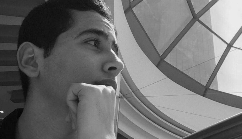 منحة تعليمية من المفوضية تغير حياة لاجئ فلسطيني في العراق