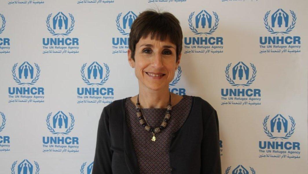 مقابلة مع ميراي جيرار، ممثلة مفوضية اللاجئين UNHCR في لبنان.