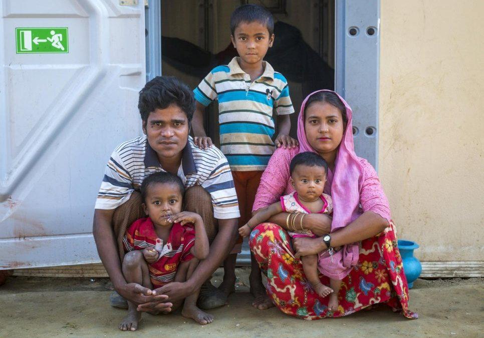 المفوضية تستنفر مرافق الصحة العامة في مخيمات اللاجئين الروهينغا بعد تأكد وجود أول إصابة بفيروس كورونا