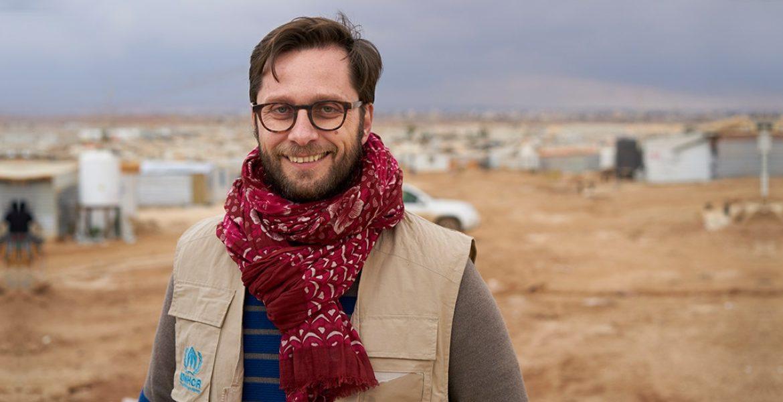 مقابلة مع جان نيكولاس بيوز، ممثل مفوضية اللاجئين UNHCR في اليمن.