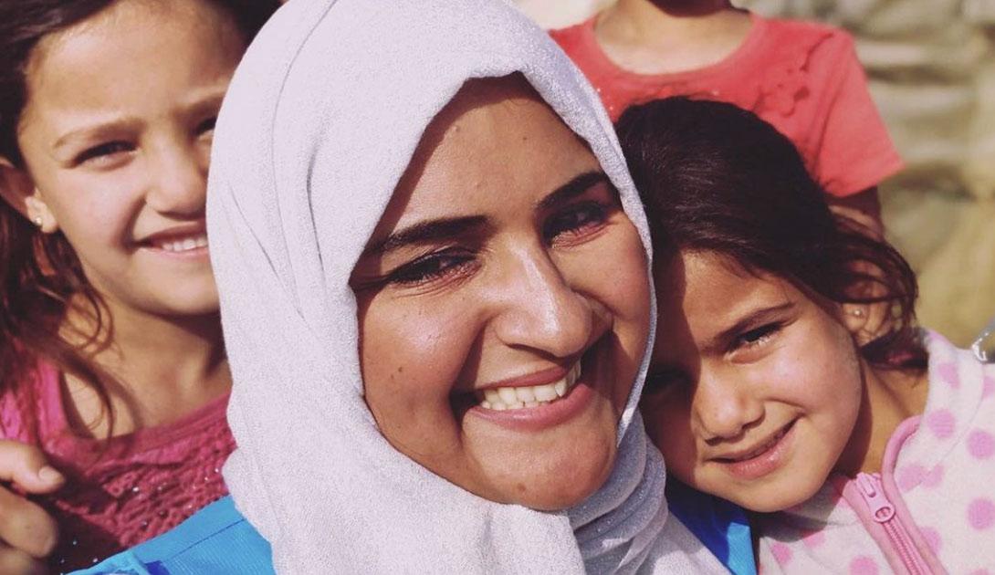 كيف غيرت مهمة لدعم اللاجئين رؤيتي للحياة